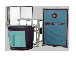 Dunk-Tank-trailer