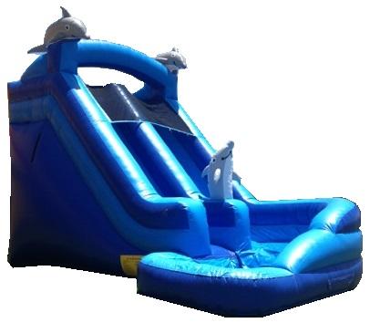 Mega-Blue-Dolphin-Water-Slide-2