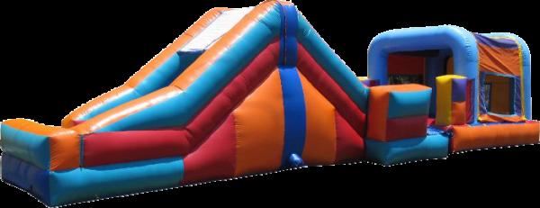 4&1 Water Slide Combo
